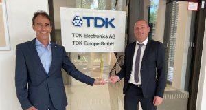 TDK honra a Rutronik con el premio al distribuidor europeo 2019