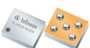 Sensor 3D magnético miniaturizado