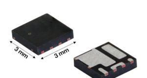 Componente de potencia half-bridge en MOSFET de 30 V