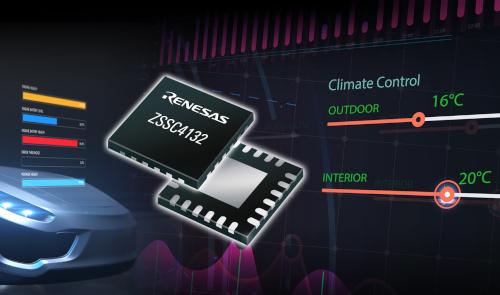 Acondicionador de señal para sensor de interfaz LIN