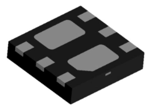 Transistores PNP para iluminación por matrices LED en vehículos