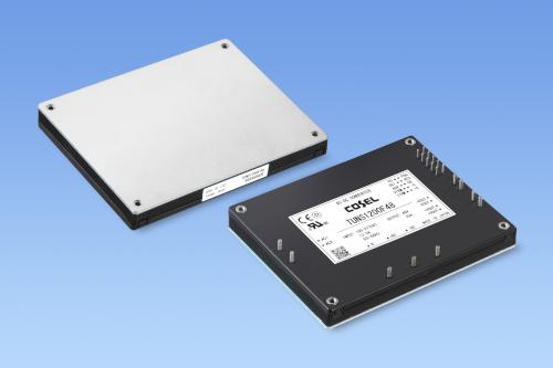 Módulo CA/CC de 1,2 kW compacto y de bajo perfil para PCB