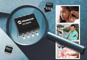 Memoria EEPROM serie de 4 Mb