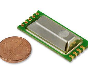 Módulo sensor de CO2, temperatura y presión