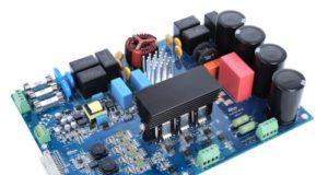 Placa para diseño de aplicaciones MOSFET modulares