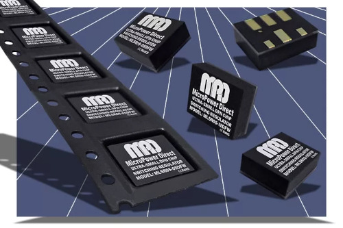 Regulador POL SMT de 0,5 A miniatura