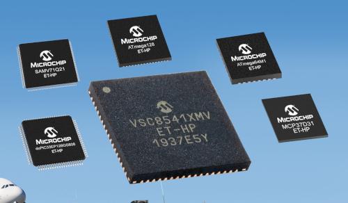 Transceptor Ethernet PHY de alta fiabilidad