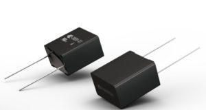 Condensadores Y2/X1 de película para 300 VAC