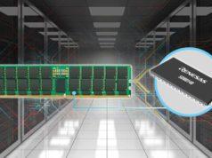 Buffer de datos DDR5 para aplicaciones de alto rendimiento