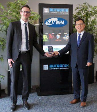Premio al mejor distribuidor de innovación 2019