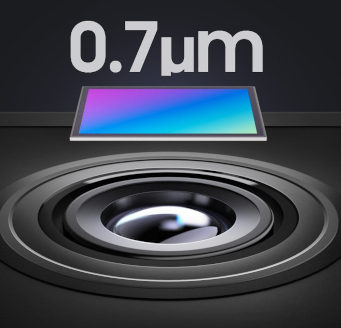 Sensores de imagen ISOCELL