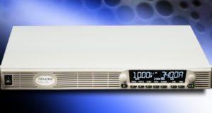 Fuentes de 2.7 y 3.4 kW programables para laboratorios