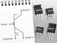 Tecnología disruptiva de transistores
