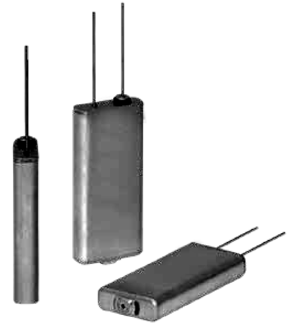 Condensadores Thinpack electrolíticos de aluminio