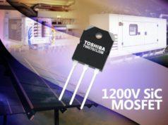 MOSFET SiC de 1200 V para aplicaciones de alta potencia