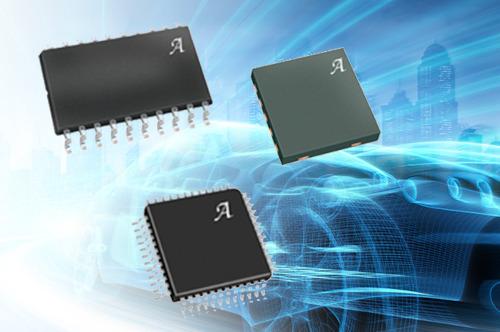 Controladores para sistemas avanzados de baterías de 48 V en automoción