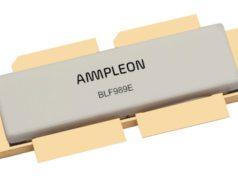 Transistores amplificadores de potencia RF