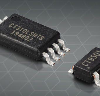Sensores magnéticos 1D y 2D con tecnología TMR