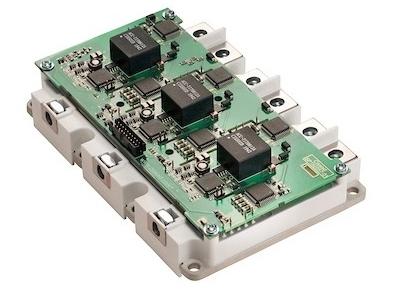 Módulo de potencia inteligente SiC MOSFET