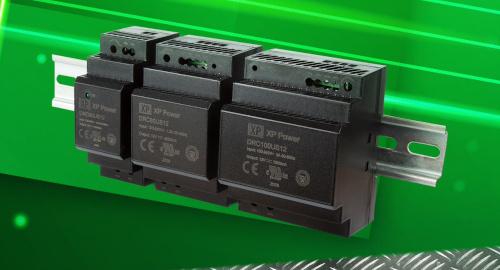Fuentes CA/CC de carril DIN y bajo coste