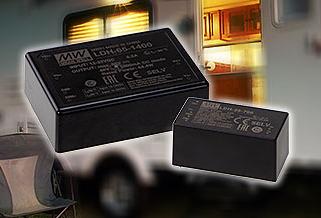 Controladores para LEDs con entrada en continua