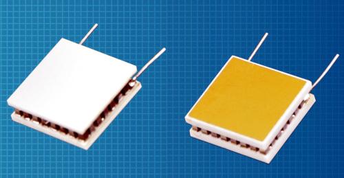 Micromódulos Peltier para diseños con restricciones de espacio