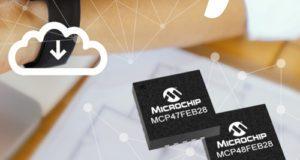convertidor con memoria no volátil incorporada