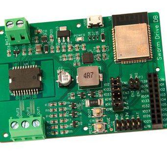 Placa controladora de motor ESP32