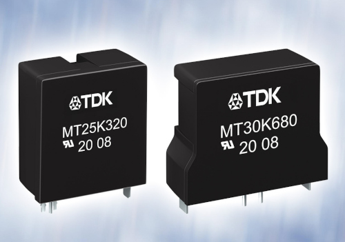 Varistores con funciones de protección ante sobretensión y monitorización