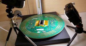 Sensores de imagen de alto rendimiento