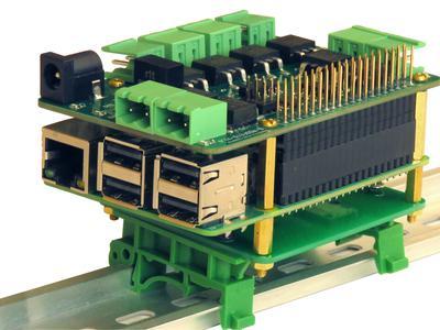 Motor de potencia 8-MOSFET para tarjetas CPU