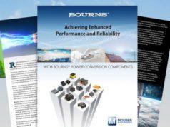 eBook de Mouser y Bourns sobre componentes de alto rendimiento