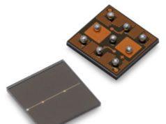 Fotomultiplicador de silicio (SiPM) para detección de fuentes de luz