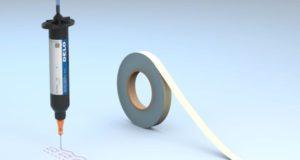 Adhesivos líquidos sensibles a la presión para electrónica