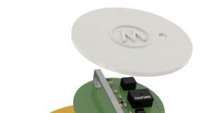 sensor inteligente para neumáticos