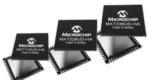 Controladores con certificación de seguridad para pantallas táctiles
