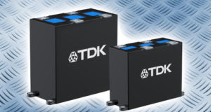 Condensadores modulares ModCap para DC link