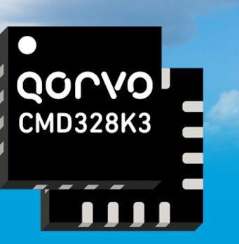 CMD328K3 amplificador de bajo ruido para receptores de banda ancha