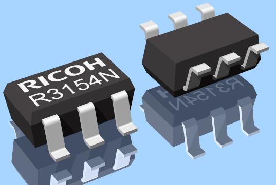 Detector de voltaje R3154 con método de diagnóstico incorporado