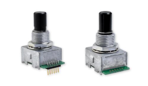 Codificadores C14 para montaje en panel