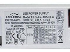 Controladores programables de LEDs por micro interruptores