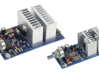 Kits para control de velocidad en motores DC