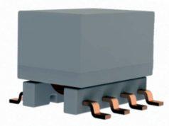 Transformadores aislados de señal SMD para PLCs