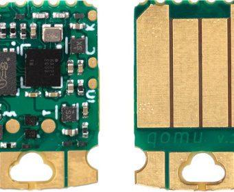 Qomu Kit de desarrollo MCU+eFPGA