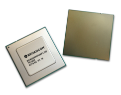Monochip switch y router a 25,6 Tbps