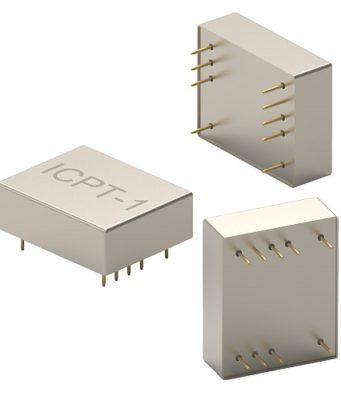 ICPT-1 Reloj atómico en tamaño chip