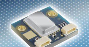 B58621V Sensores de presión diferencial para dispositivos médicos