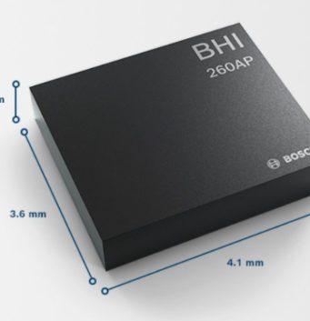 BHI260AP Sensor inteligente de IA para pulseras de fitness