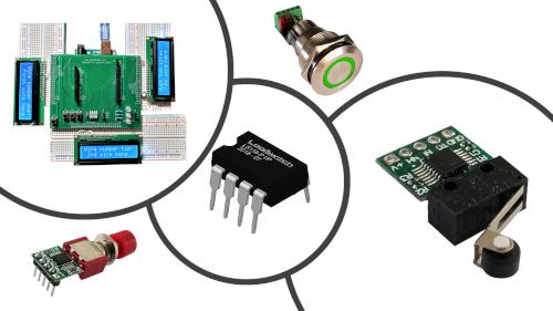 Digi-Key Electronics se asocia con LogiSwitch