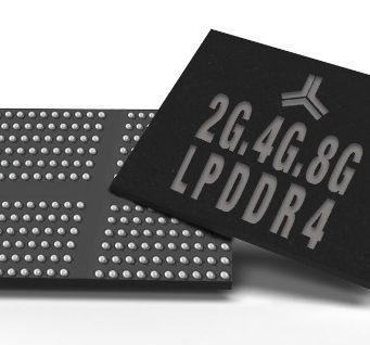 SDRAM LPDDR4 de 2, 4 y 8 GB para electrónica móvil